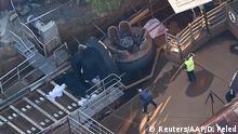 Australien Unfall in Vergnügungspark Dreamworld