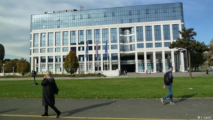 Sjedište INA-e u Zagrebu