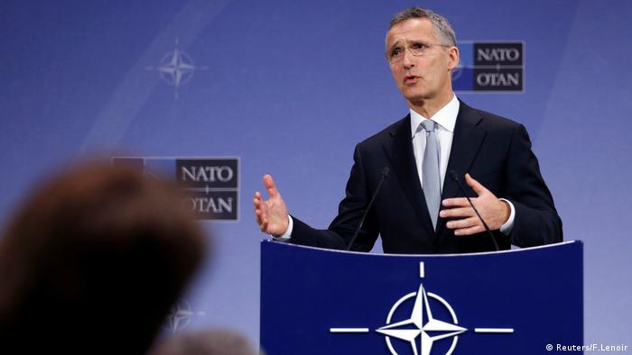 Estados Unidos y Alemania, entre otros, ofrecieron su ayuda para reforzar la presencia de la alianza en la región del Mar Negro.La OTAN está tomando varios pasos para fortalecer su flanco este, tras la anexión rusa en 2014 de la península ucraniana de Crimea y el respaldo de Moscú a los separatistas en el este de Ucrania. 26.10.2016