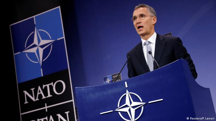 NATO Jens Stoltenberg Brüssel (Reuters/F.Lenoir)