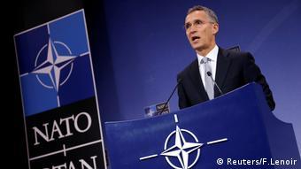 NATO Jens Stoltenberg Brüssel