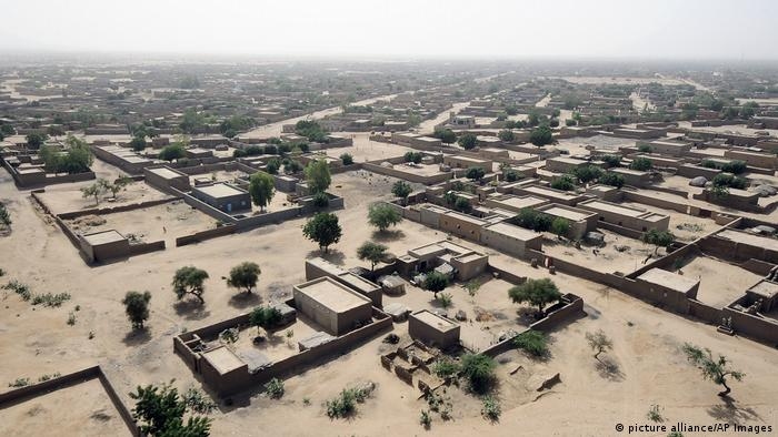 Intervention in Mali Gao (picture alliance/AP Images)