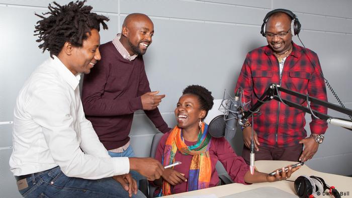 Deutschland DW Redaktion Englisch für Afrika