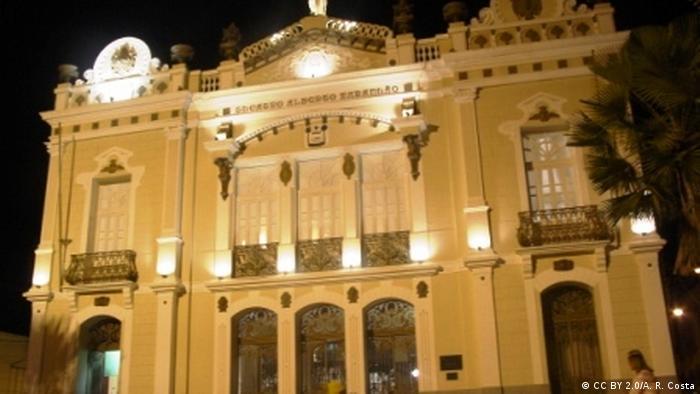 BG Theaterbauten in Brasilien (CC BY 2.0/A. R. Costa)