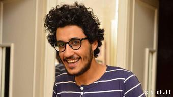 Ägypten | Researcher Nour Khalil (N. Khalil)