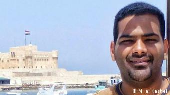 Ägypten | Researcher Mohamed Al Kashef (M. al Kashef)