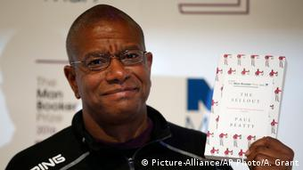 Paul Beatty (Picture-Alliance/AP Photo/A. Grant)