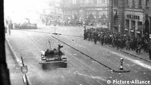 Ungarn-Aufstand im Herbst 1956