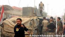 Irakischer Ort Bartella vom IS befreit