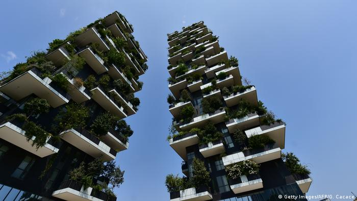 Finalist IHP 2016 Bosco Verticale in Mailand (Getty Images/AFP/G. Cacace)