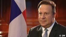 Juan Carlos Varela Präsident von Panama