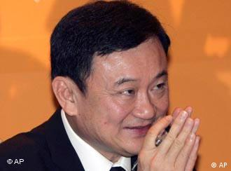 Former Thai Prime Minister Thaksin Shinawatra has been sentenced to two years in jail