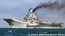 Admiral Kusnezow Russland Flugzeugträger