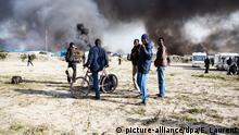 Calais Räumung
