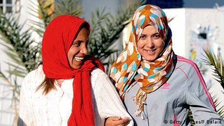 Tunesien Frauen (Getty Images/F.Belaid)