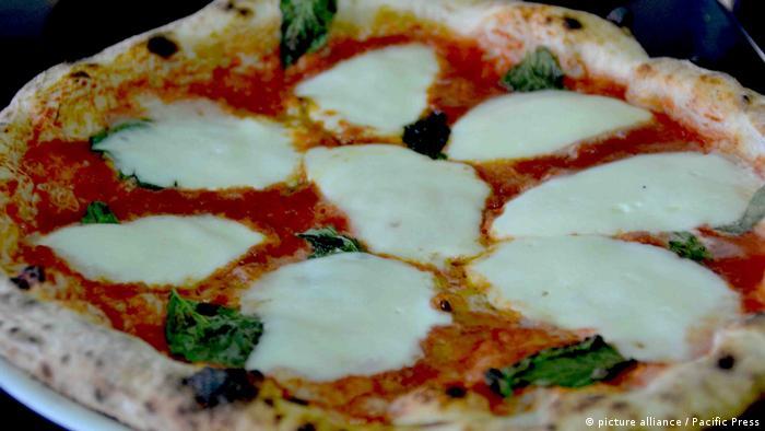 Pizza (picture alliance / Pacific Press)