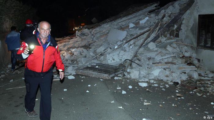 Землетрясение в Италии, 26 октября 2016 г.