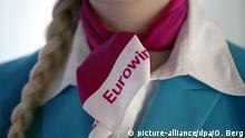 Symbolbild Eurowings Stewardess