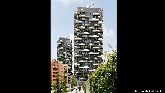 Bosco Verticale, Milan (Photo: Boeri Studio/K. Bucher)