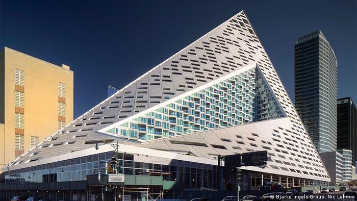 Gewinner 2016: VIA 57 West (Bjarke Ingels Group, Nic Lehoux)
