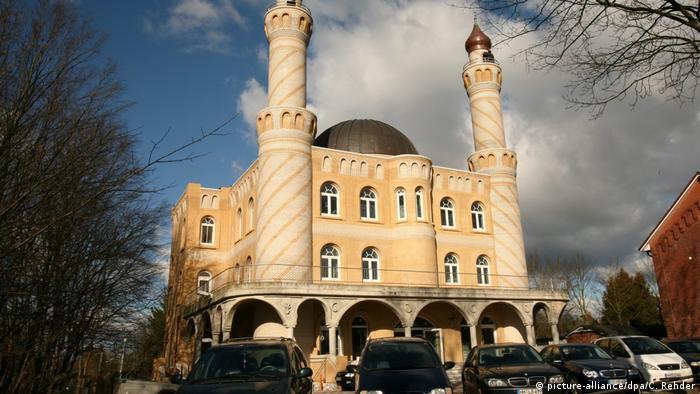 Deutschland Moschee in Büdelsdorf bei Rendsburg