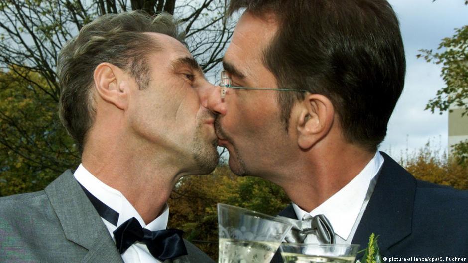 Встреча двух геев с юга