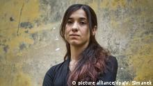 Nadia Murad Sacharow-Preis des Europaparlaments (picture alliance / dpa)