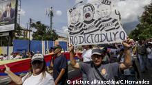 Venezuela Proteste Demonstration