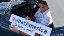 #WhatAmerica do you want?
