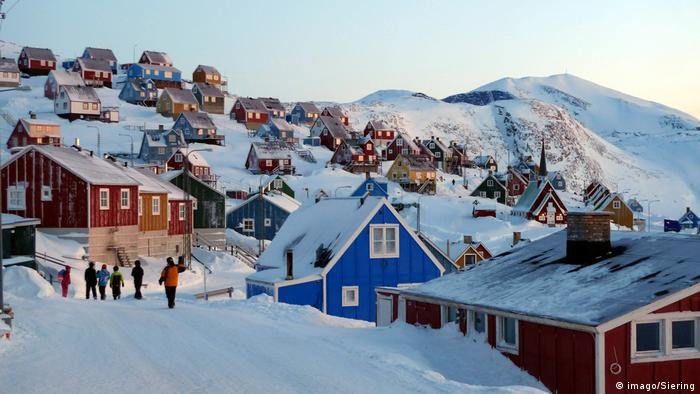 Greenland tells Trump: ′We′re not for sale′ | News | DW | 16.08.2019