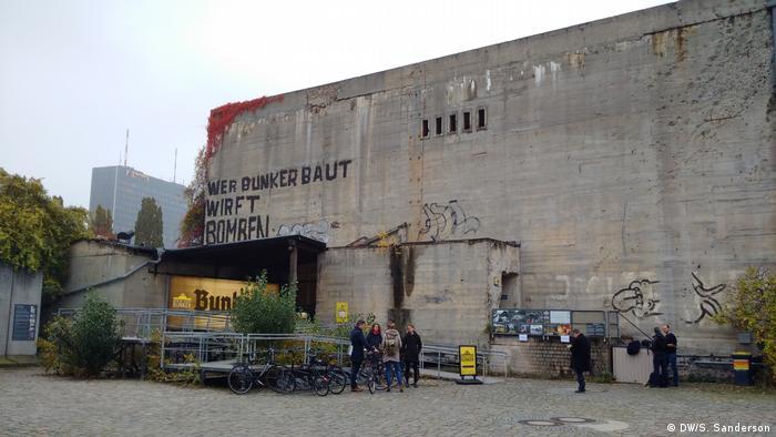 Deutschland | Ausstellungseröffnung Dokumentation Führerbunker