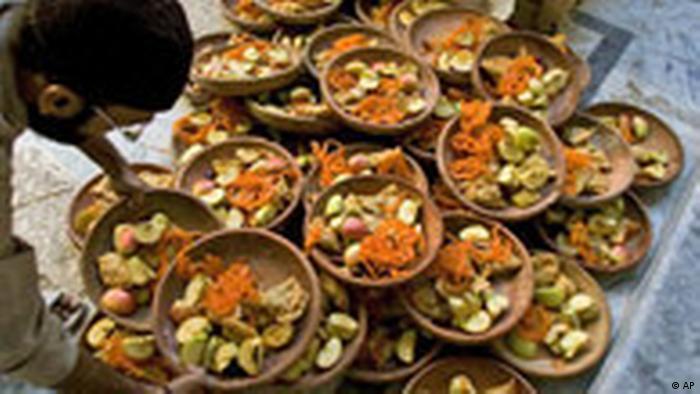 BdT Pakistan Essen in Ramadan