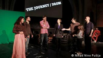 Theaterstück The Journey / Drom (Nihad Nino Pušija )