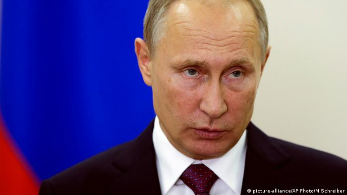 Wladimir Putin (picture-alliance/AP Photo/M.Schreiber)
