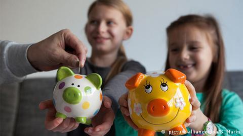 sparen trotz niedrigzins