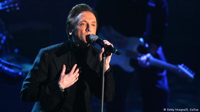 Marius Müller-Westernhagen auf der Bühne (Getty Images/S. Gallup)
