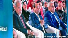 Ägypten Sharm El Sheik Präsident Abdel-Fattah el-Sissi