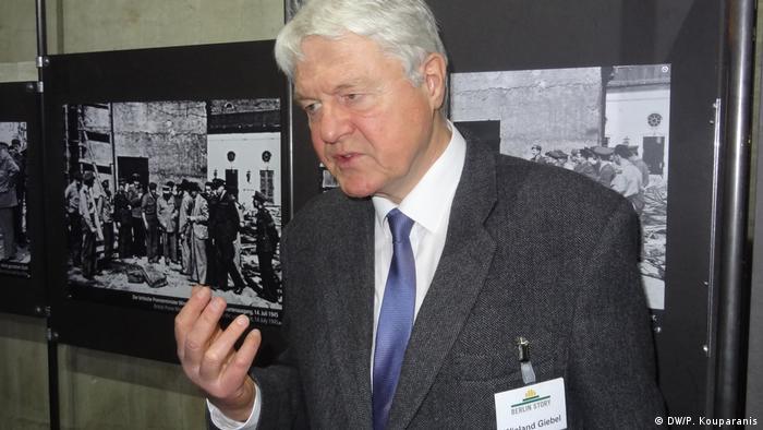 Wieland Giebel kieruje muzeum Berlin Story Bunker