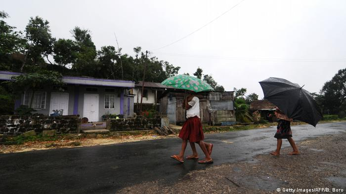 Indien - Mawsynram (Getty Images/AFP/B. Boro)