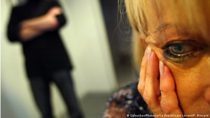 Symbolbild - Häusliche Gewalt