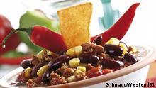 Speise Chili con Carne