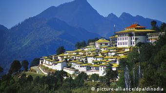 Indien Arunachal Pradesh - Tawang Kloster