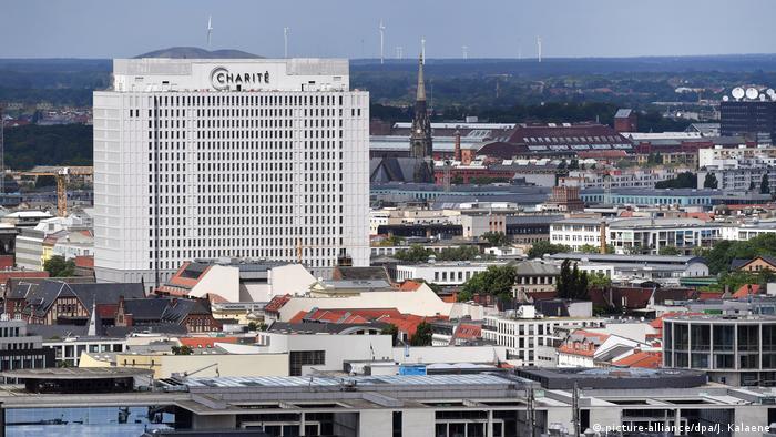 Berlin - Charite Hochhaus