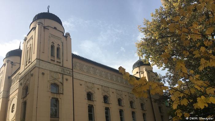 Synagogue in Sarajevo