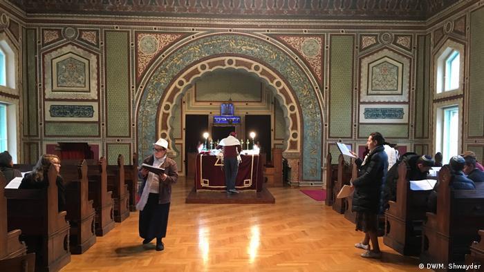 Geschichte über die Juden in Sarajevo