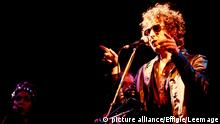 USA Bob Dylan 1980