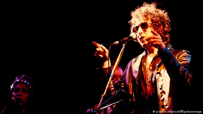 USA Bob Dylan 1980 (picture alliance/Effigie/Leemage)