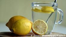 Deutschland Grippewelle Heiße Zitrone