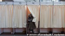 Island Wahlen