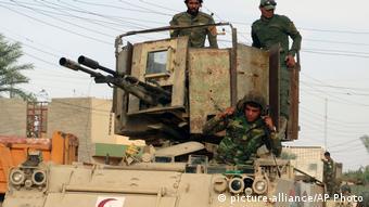 Irak schiitische Hezbollah Brigade